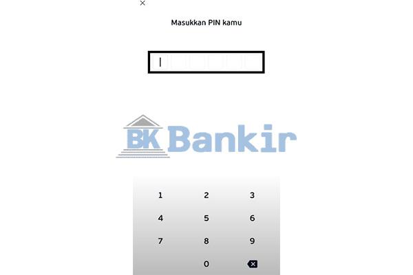 Input PIN LinkAja