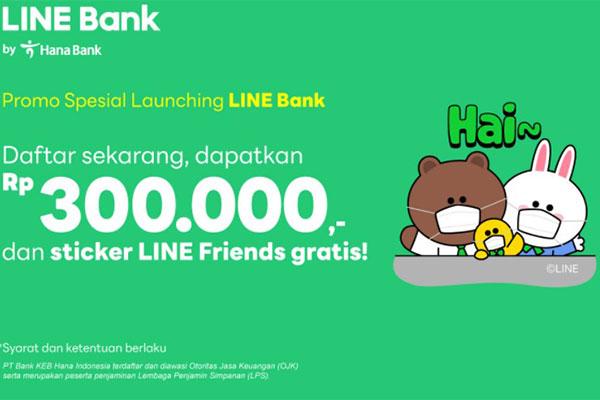 Keuntungan Memiliki Tabungan Line Bank