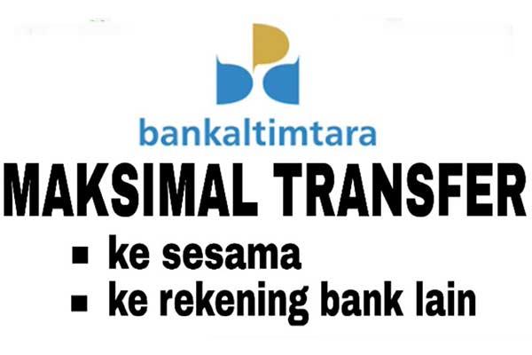 Limit Transfer Bank Kaltimtara