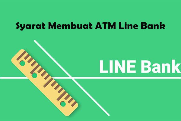 Syarat Pembuatan Debit Line Bank 1