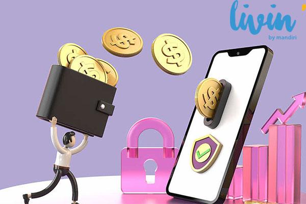 Biaya Admin Bayar ShopeePay Later di Mandiri Online