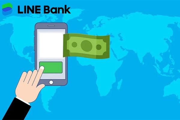 Limit Pengambilan Uang Tanpa Kartu di Rekening Line Bank