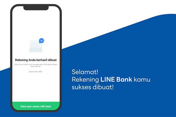 Syarat Kirim Uang Menggunakan Line Bank