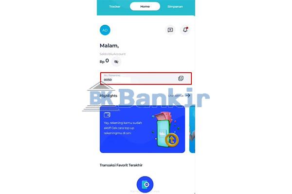 Buka Aplikasi Blu BCA 1