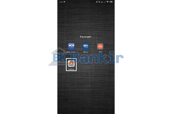 Buka Aplikasi SeaBank 1