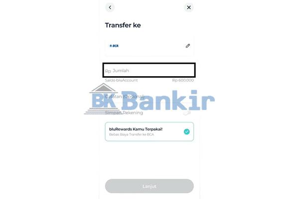 Tentukan Nominal Transfer