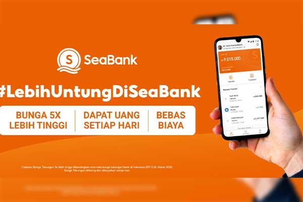 Keuntungan Punya Rekening SeaBank